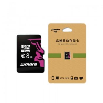کارت حافظه میکرو اس دی 8 گیگابایتی کلاس 6 محصول SMARE