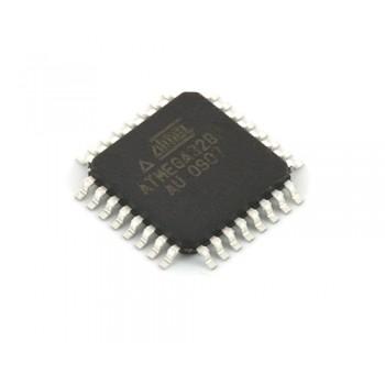 میکروکنترلر ATMEGA328P-AU دارای پکیج TQFP32