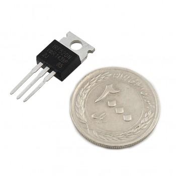 بسته 2تایی ترانزیستورماسفت IRF520N دارای پکیج TO-220AB