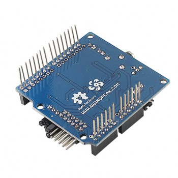 شیلد  ECG / EMG آردوینو مناسب برای الکتروکاردیوگرافی و الکترومیوگرافی