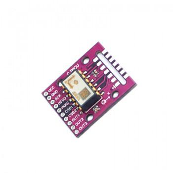 ماژول سنسور جهت سنج دو محوره SCA100T مناسب برای تشخیص تعادل ( Tilt Sensor )