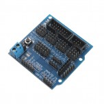 شیلد سنسور آردوینو دارای قابلیت اتصال سروو / بلوتوث / SD card / APC220 / آلتراسونیک / I2C / 12864 LCD