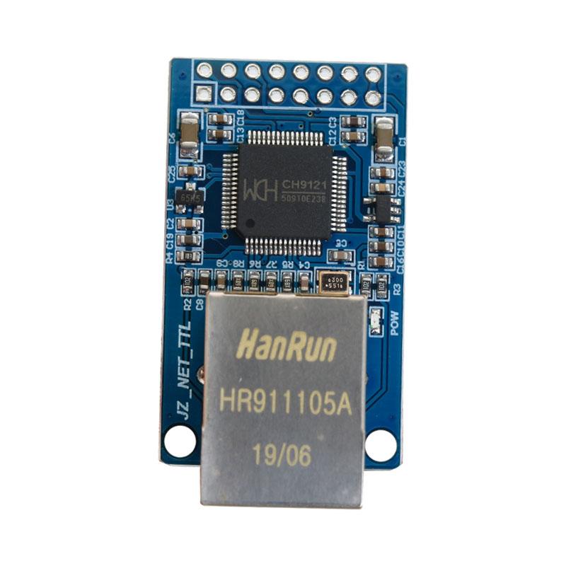 ماژول اترنت CH9121 دارای ارتباط سریال
