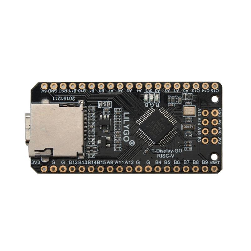 برد توسعه 32 بیتی LILYGO با صفحه نمایش  GD32