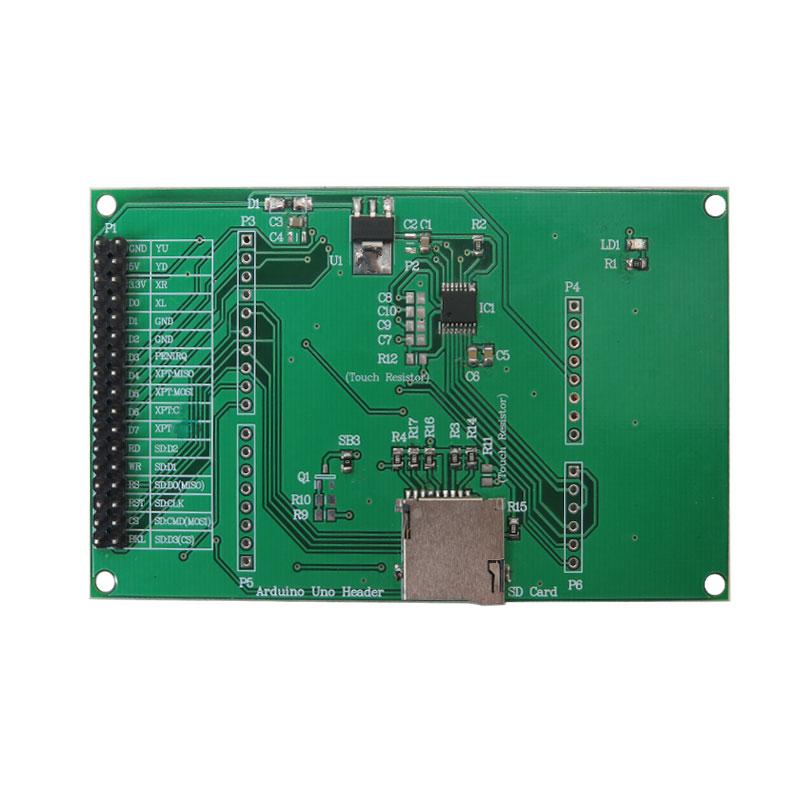 ماژول نمایشگر LCD TFT فول کالر 3.2 اینچ