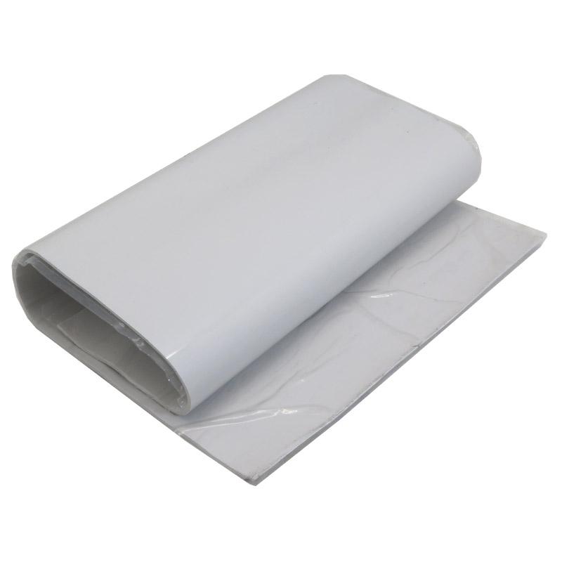 پد حرارتی سیلیکونی دارای ابعاد 200x400x2 میلی متری مناسب برای خنک سازی قطعات الکترونیکی