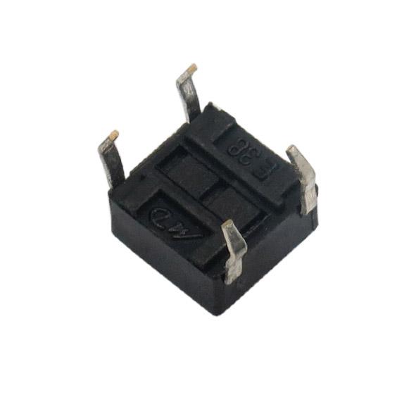 بسته 20 تایی میکرو سوئیچ فشاری دارای ابعاد 6mmx 6mmx5mm