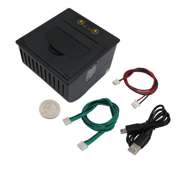 ماژول پرینتر حرارتی LPM-261 دارای ارتباط TTL / USB