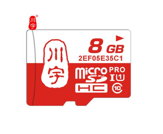 کارت حافظه میکرو اس دی 8 گیگابایتی کلاس 10